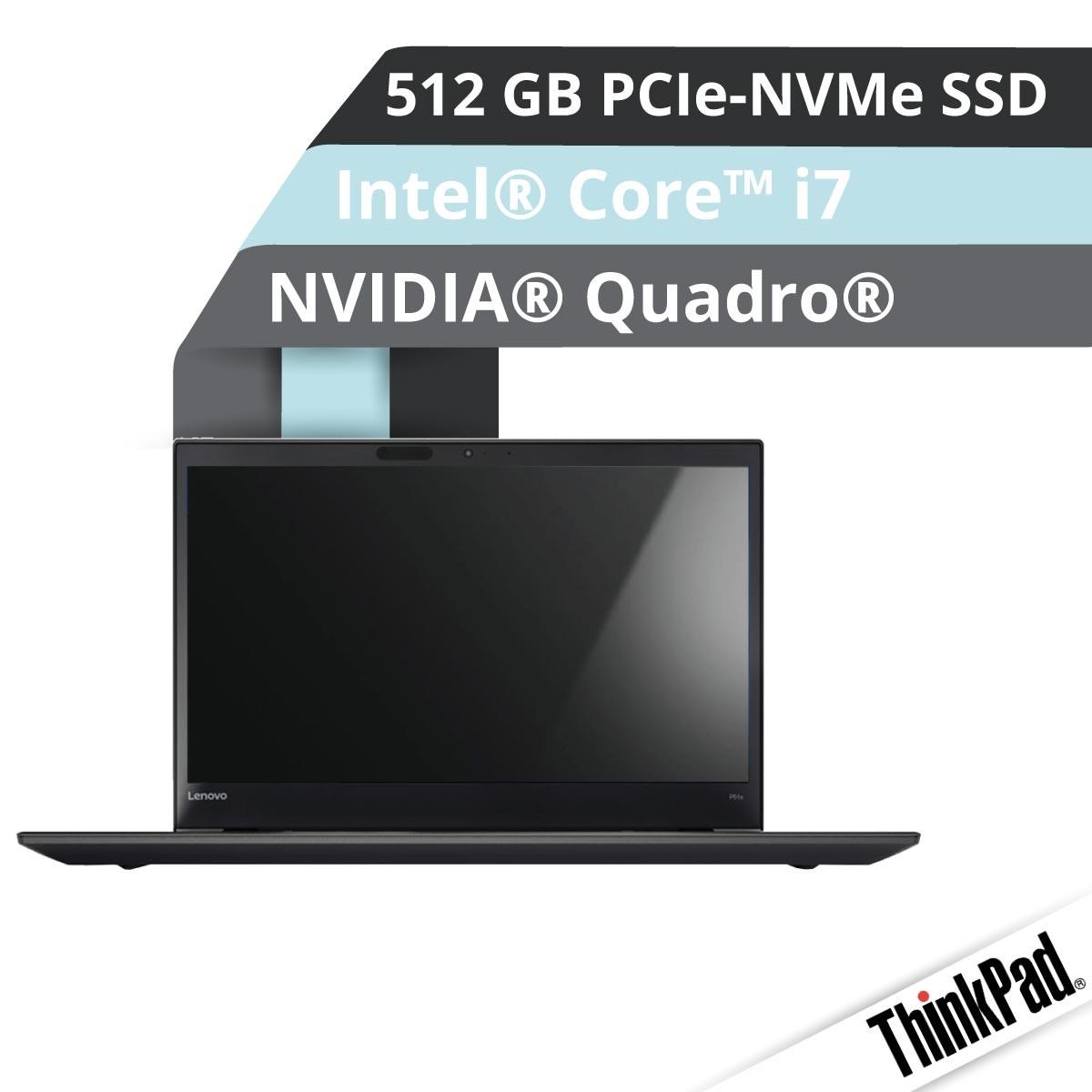 (EOL) Lenovo™ ThinkPad® P51s Workstation Modell 20HB-000U