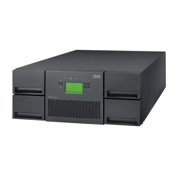 IBM® System Storage TS3200 Tape Library