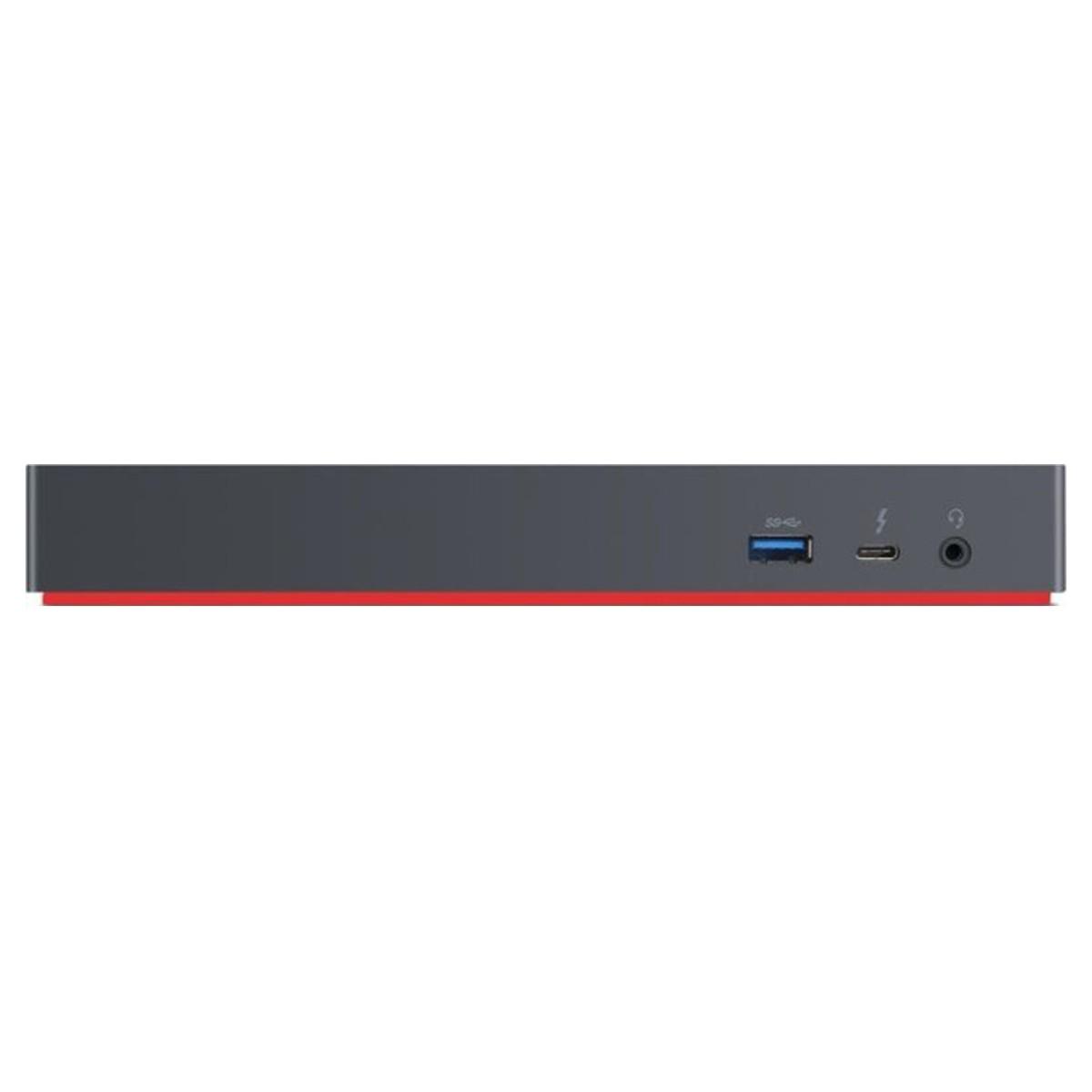 (EOL) Lenovo™ ThinkPad® Thunderbolt™ 3 Workstation Dock