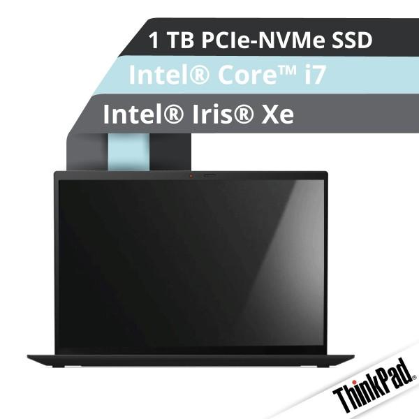 Lenovo™ ThinkPad® X1 Carbon (9. Gen) Ultrabook Modell 20XX-S001