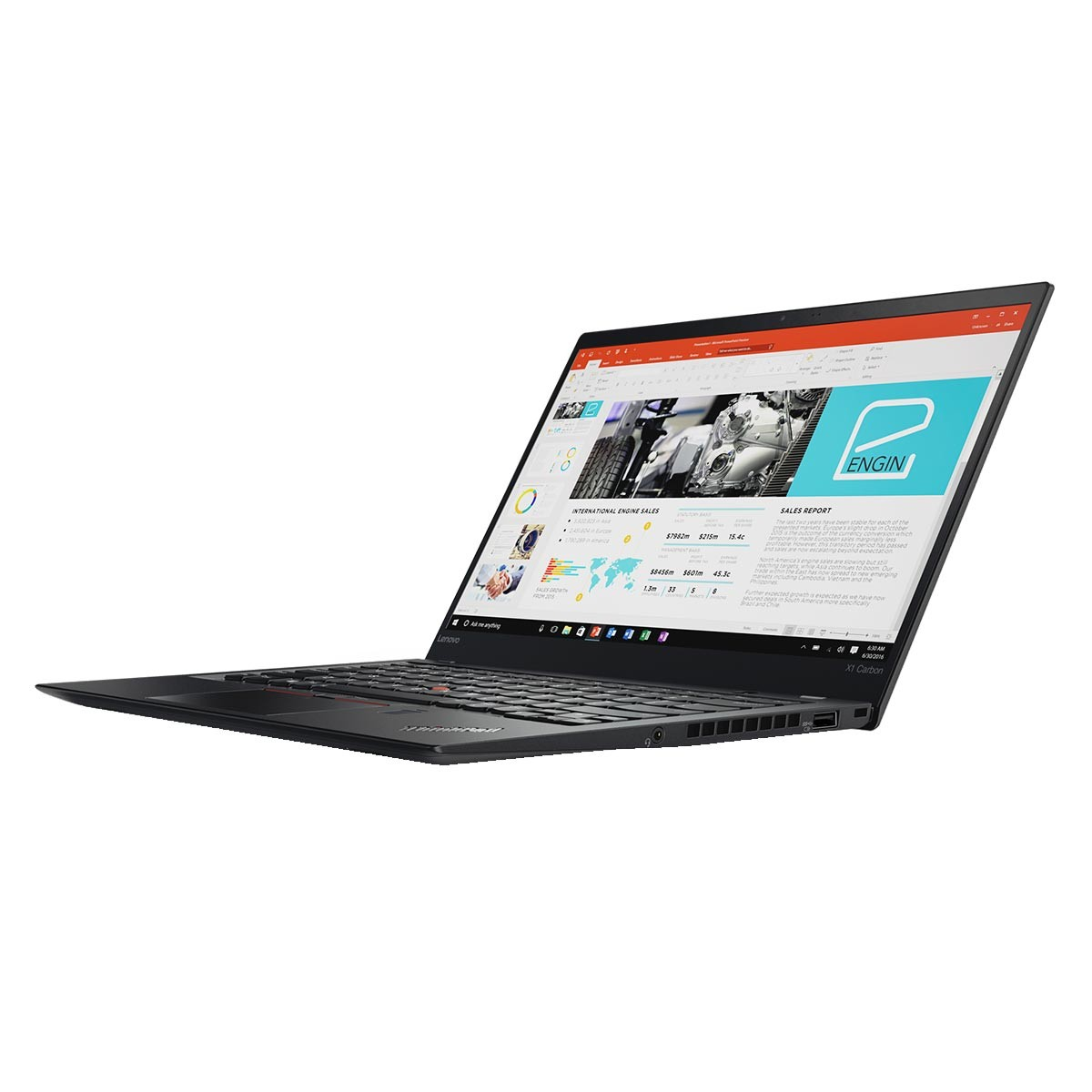 LENOVO® ThinkPad® X1 Carbon Notebook-Konfigurator Modell 20HR-CTO1WW