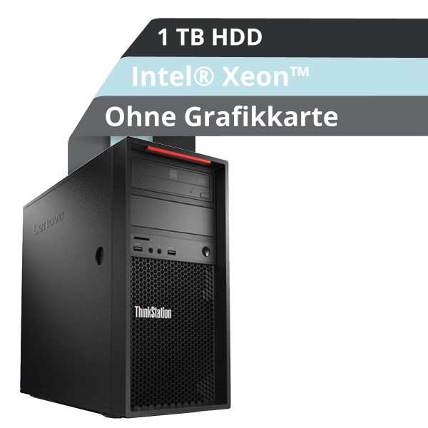 Lenovo™ ThinkStation® P520c Tower Workstation Modell 30BX-000Q