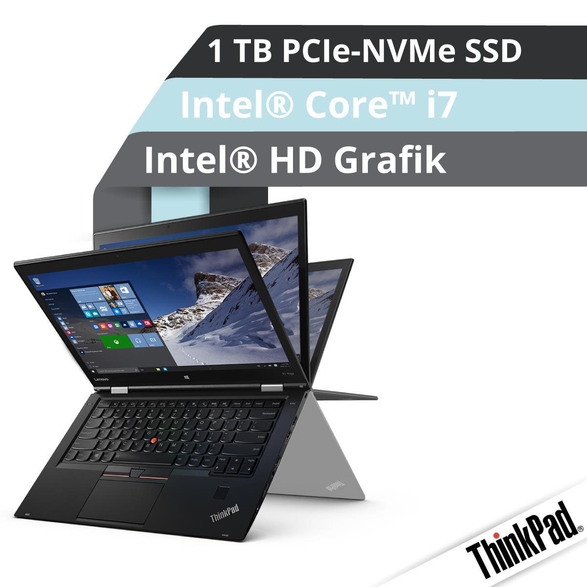 Lenovo™ ThinkPad® X1 Yoga Ultrabook Modell 20JD-005W