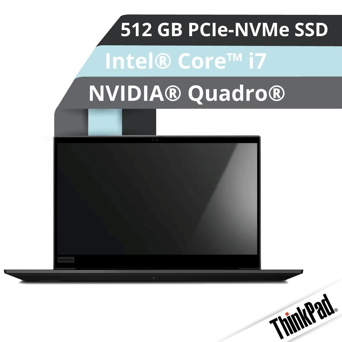 (EOL) Lenovo™ ThinkPad® P1 (Gen.3) Workstation Modell 20TH-000T