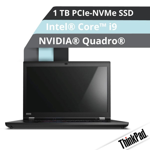Lenovo™ ThinkPad® P73 Workstation Modell 20QR-0030