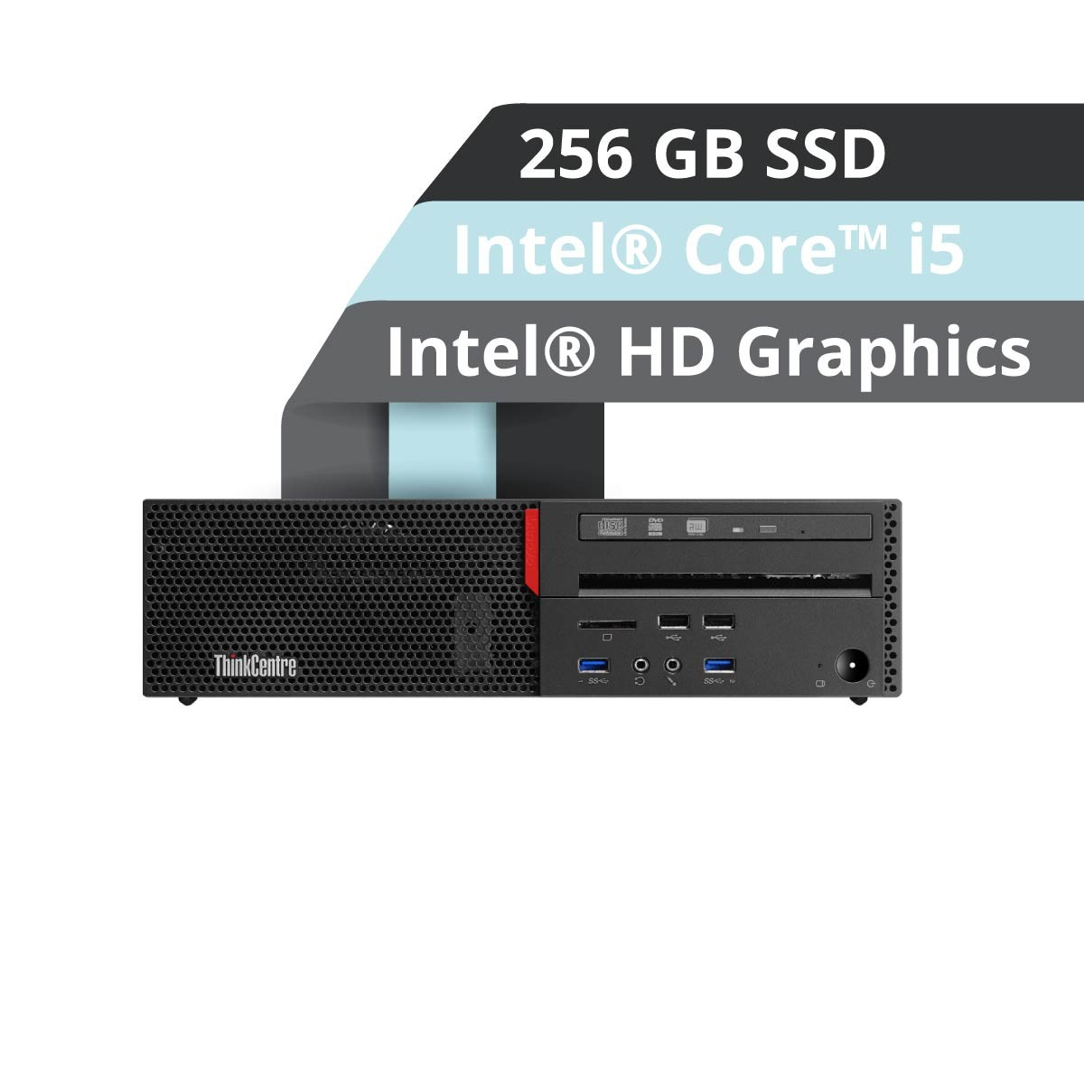 (EOL) Lenovo™ ThinkCentre® M800 SFF PC Modell 10FY-003A
