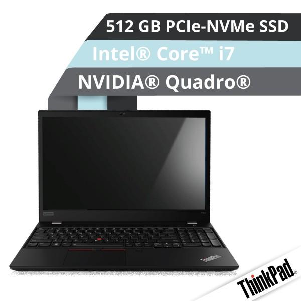 Lenovo™ ThinkPad® P15s Notebook Modell 20T4-0008