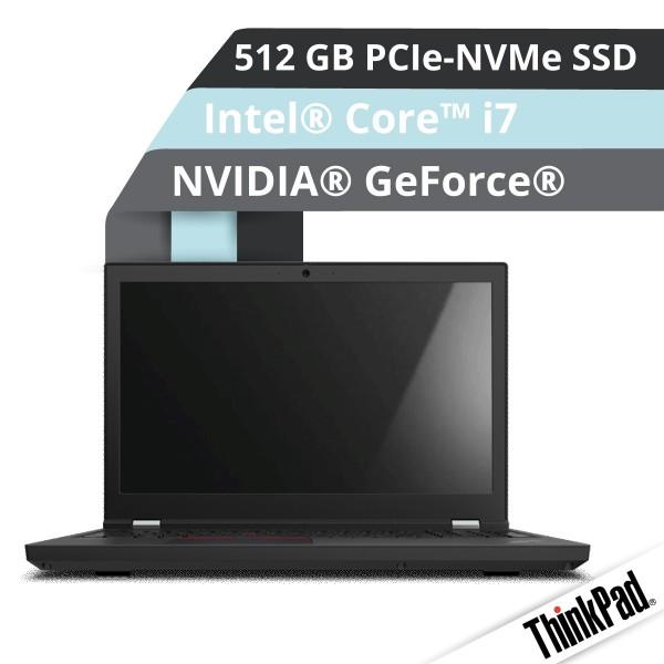 Lenovo™ ThinkPad® P15 (Gen.2) Notebook Modell 20YQ-000U