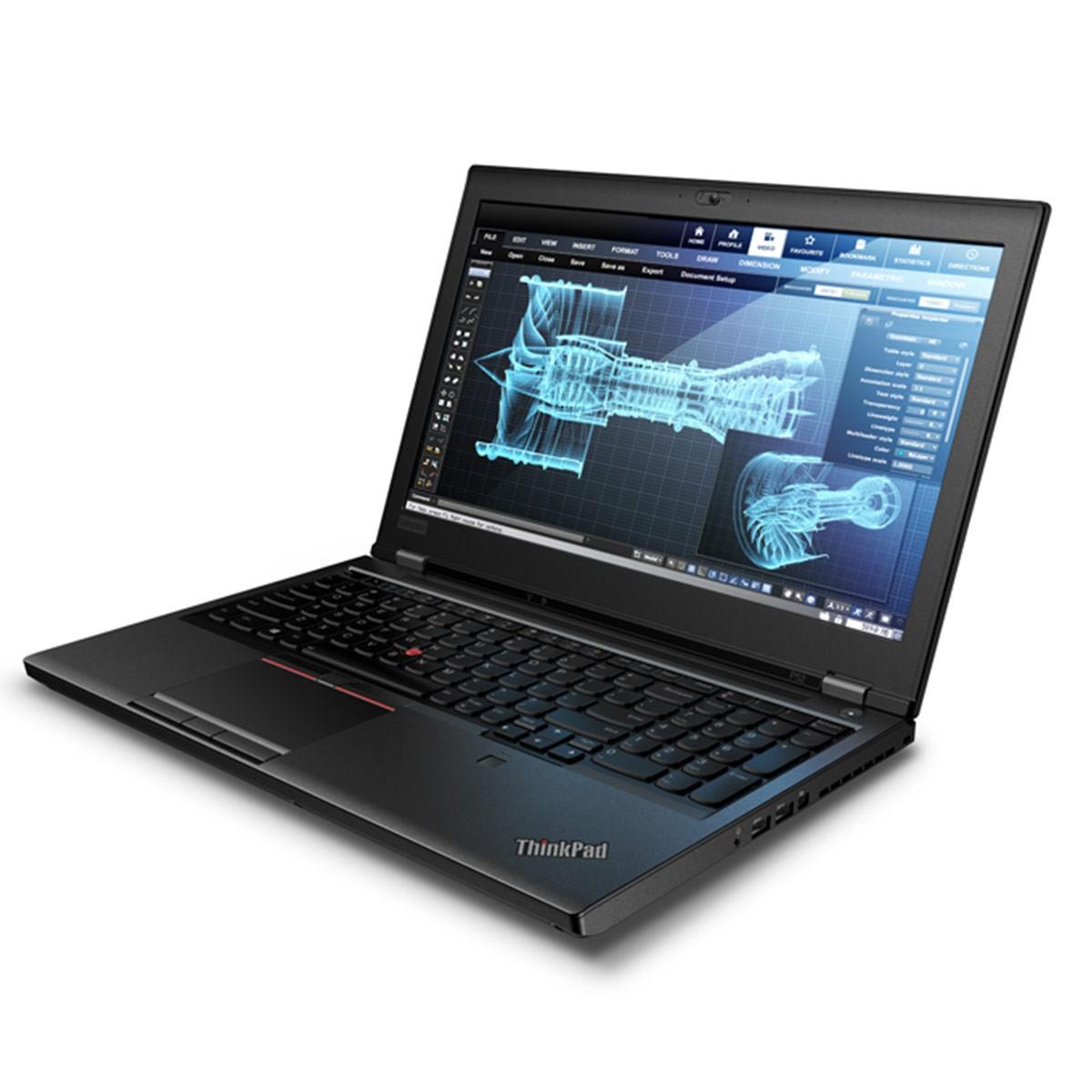 Lenovo™ ThinkPad® P52 Notebook-Konfigurator Modell 20M9-CTO