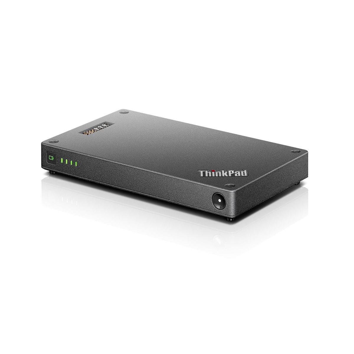 (EOL) LENOVO® ThinkPad® 10.000mAh Power Bank