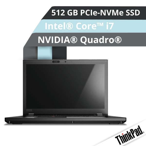 Lenovo™ ThinkPad® P52 Workstation Modell 20M9-001M