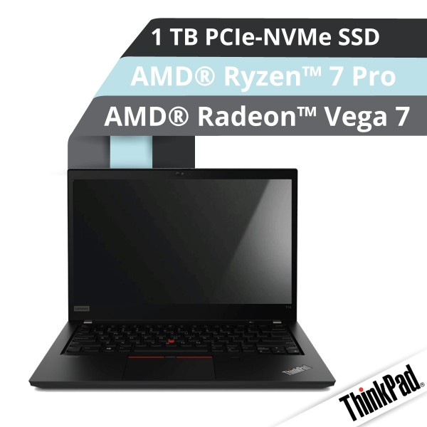 Lenovo™ ThinkPad® T14 Notebook Modell 20UE-S00L