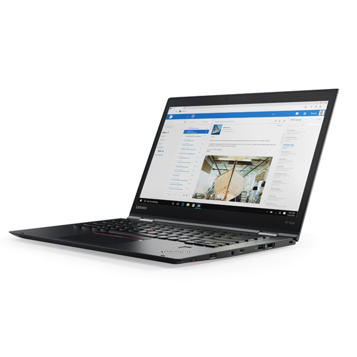 LENOVO® ThinkPad® X1 Yoga Notebook-Konfigurator Modell 20JD-CTO1WW