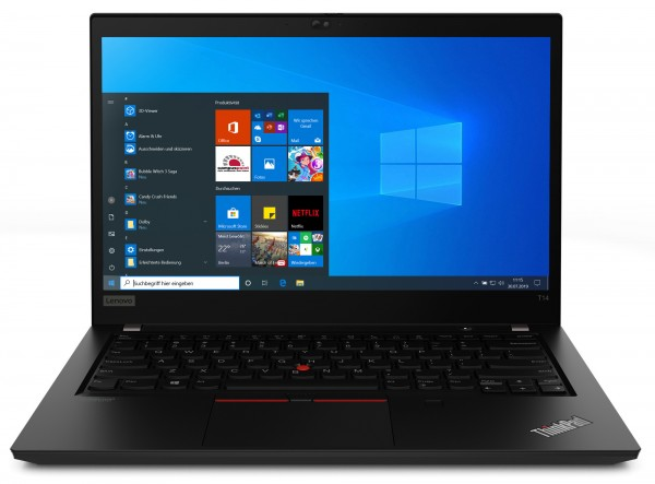 Lenovo™ ThinkPad® T14 (Gen.2) Notebook Modell 20XL-0014