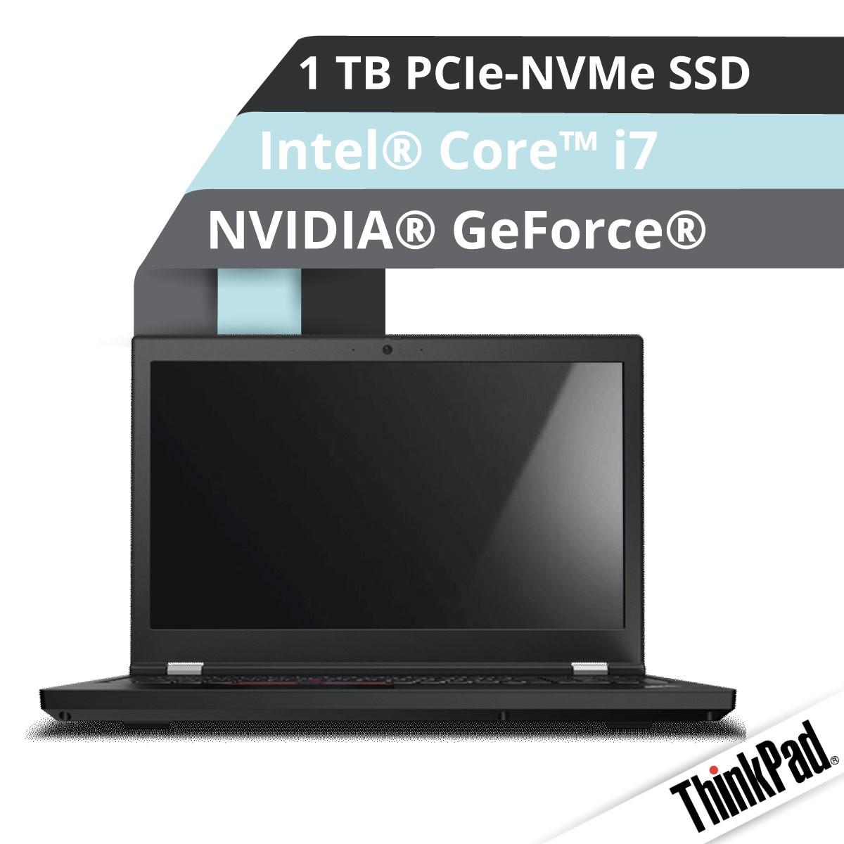 (EOL) Lenovo™ ThinkPad® T15g Notebook Modell 20US-S0AF