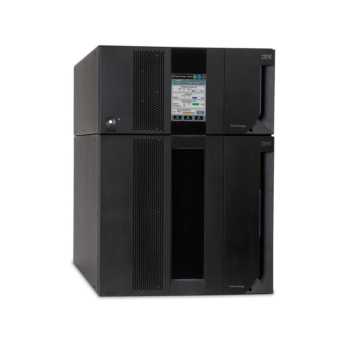IBM® System Storage TS3310 Tape Library