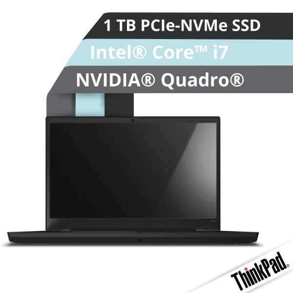 Lenovo™ ThinkPad® P15v Notebook Modell 20TQ-003B