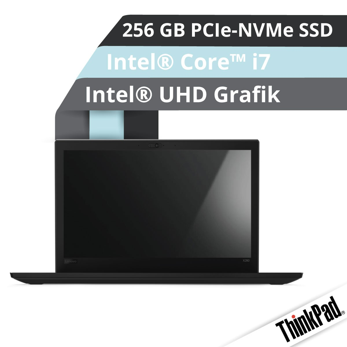 (EOL) Lenovo™ ThinkPad® L480 Notebook Modell 20LS-0025