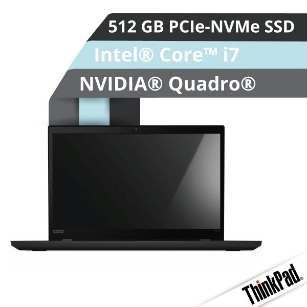 Lenovo™ ThinkPad® P53 Workstation Modell 20QN-0006