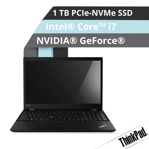 Lenovo™ ThinkPad® T15 (Gen.2) Notebook Modell 20W4-003S