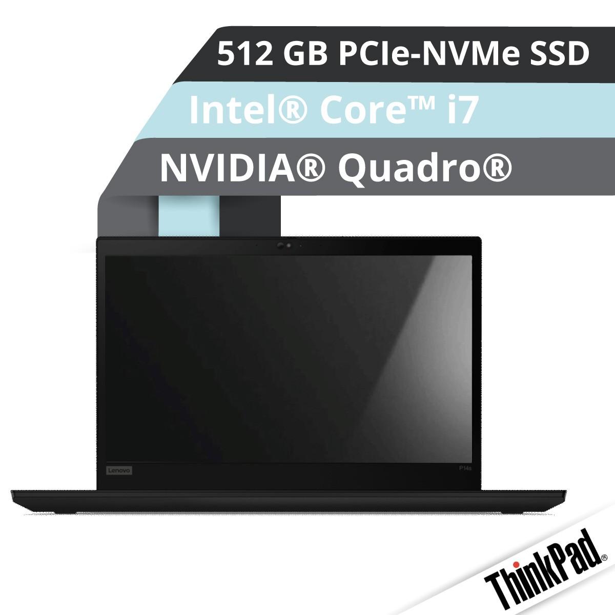 (EOL) Lenovo™ ThinkPad® P15s (Gen.2) Notebook Modell 20W6-000D
