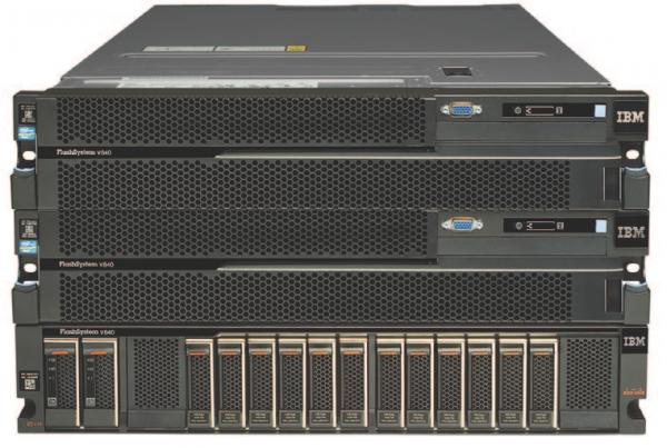 IBM® FlashSystem 840 Speichersystem