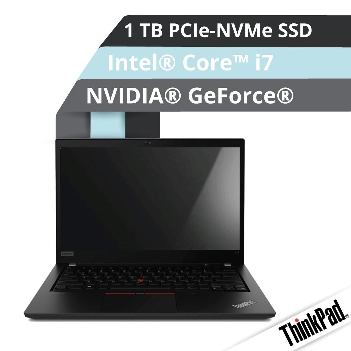 (EOL) Lenovo™ ThinkPad® T14 Notebook Modell 20S1-S078