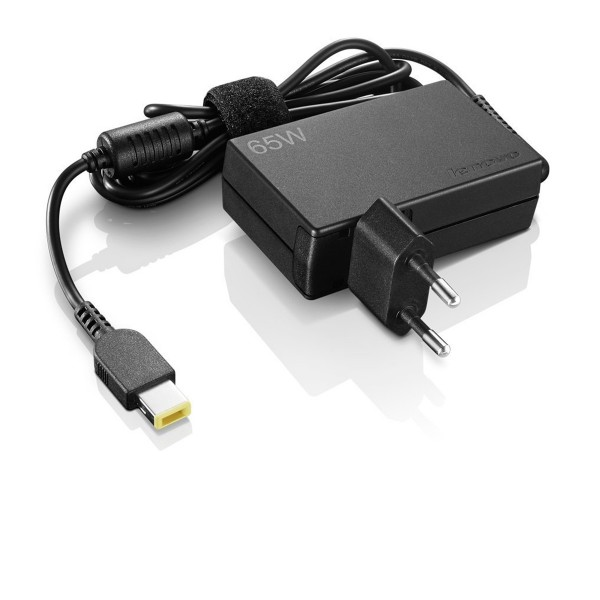 LENOVO® 65W Travel AC Adapter mit USB Port