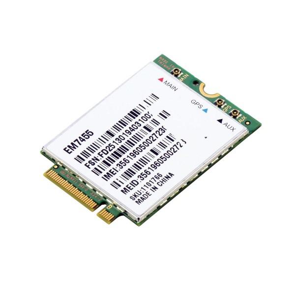 Lenovo™ ThinkPad® Sierra EM 7455 4G LTE Mobile Broadband