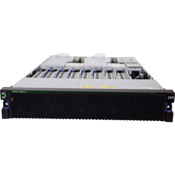 IBM® Power 8 System P8-P100 Quad