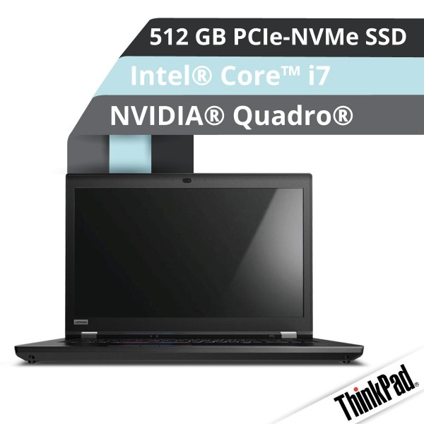 Lenovo™ ThinkPad® P73 Workstation Modell 20QR-002T