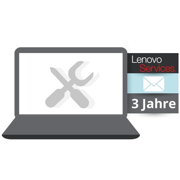 Lenovo™ ThinkPlus® 3 Jahre Bring-In für Basisgarantie 1 Jahr Bring-In