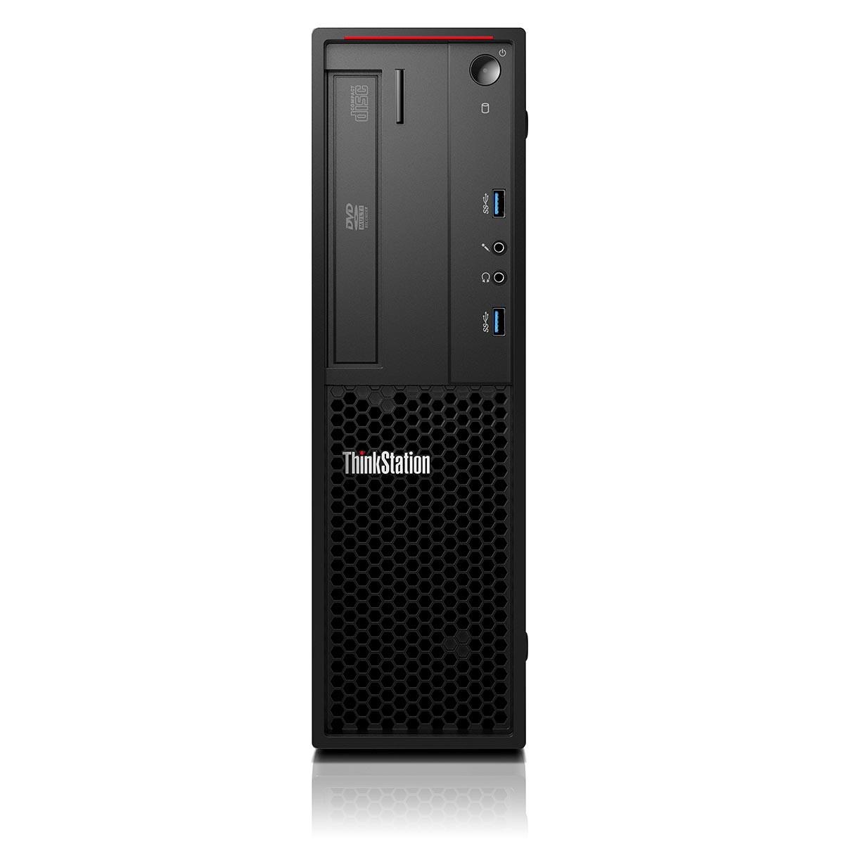 (EOL) Lenovo™ ThinkStation® P320 SFF Workstation Modell 30BK-002L