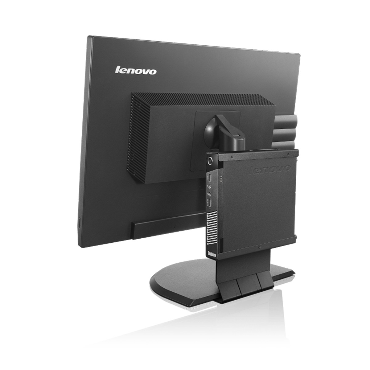 (EOL) Lenovo® ThinkCentre® Tiny L-Bracket Mounting Kit Bildschirmhalterung