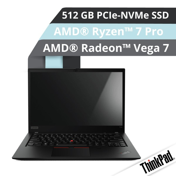 Lenovo™ ThinkPad® T14s Notebook Modell 20UH-001A