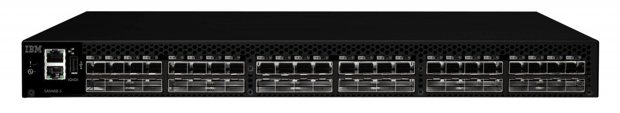 IBM® System Networking SAN48B-5 Switch