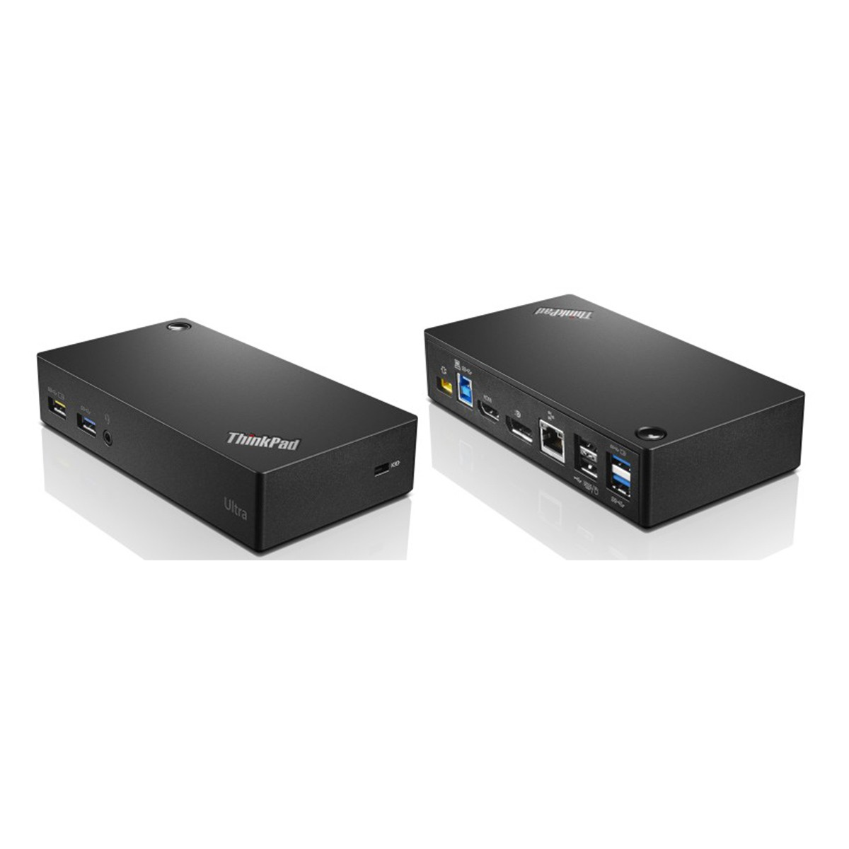 (EOL) Lenovo™ ThinkPad® USB 3.0 Ultra Dock Demoartikel
