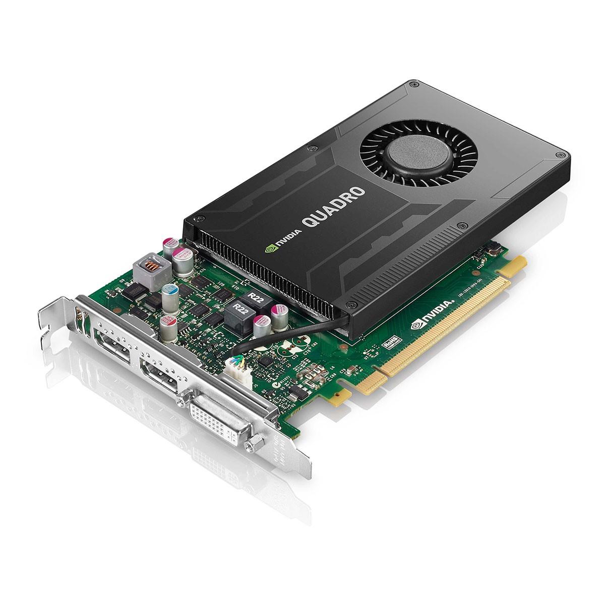 NVIDIA® Quadro® K2200 4GB Grafikkarte