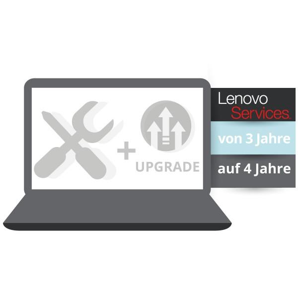 Lenovo Garantieerweiterung: 3 Jahre Bring-In auf 4 Jahre Bring-In