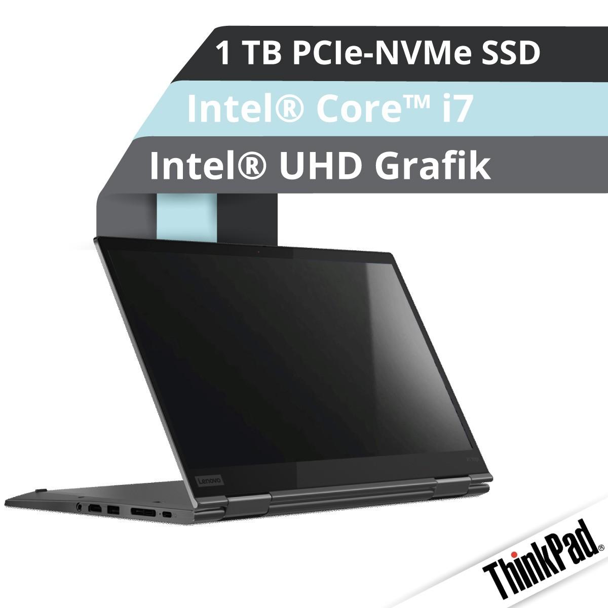 (EOL) Lenovo™ ThinkPad® X1 Yoga (5. Gen) Ultrabook Modell 20UB-003N