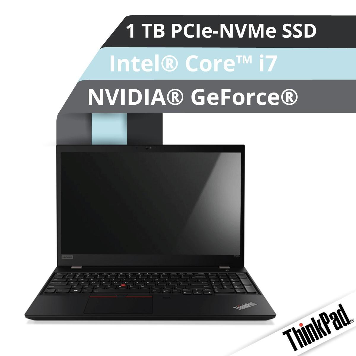 Lenovo™ ThinkPad® T590 Notebook Modell 20N4-002U