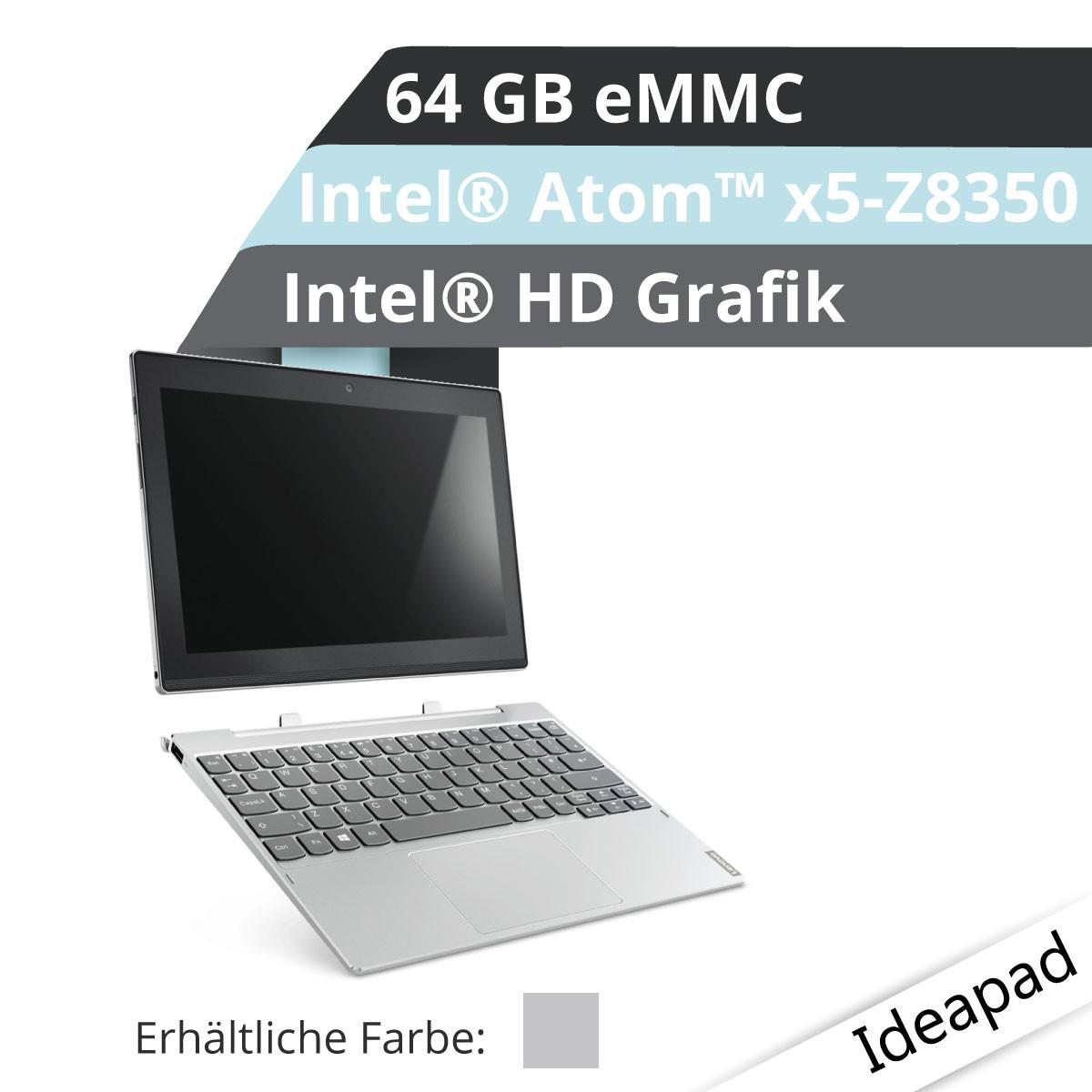 (EOL) Lenovo™ Miix 320 Tablet Modell 80XF-008D