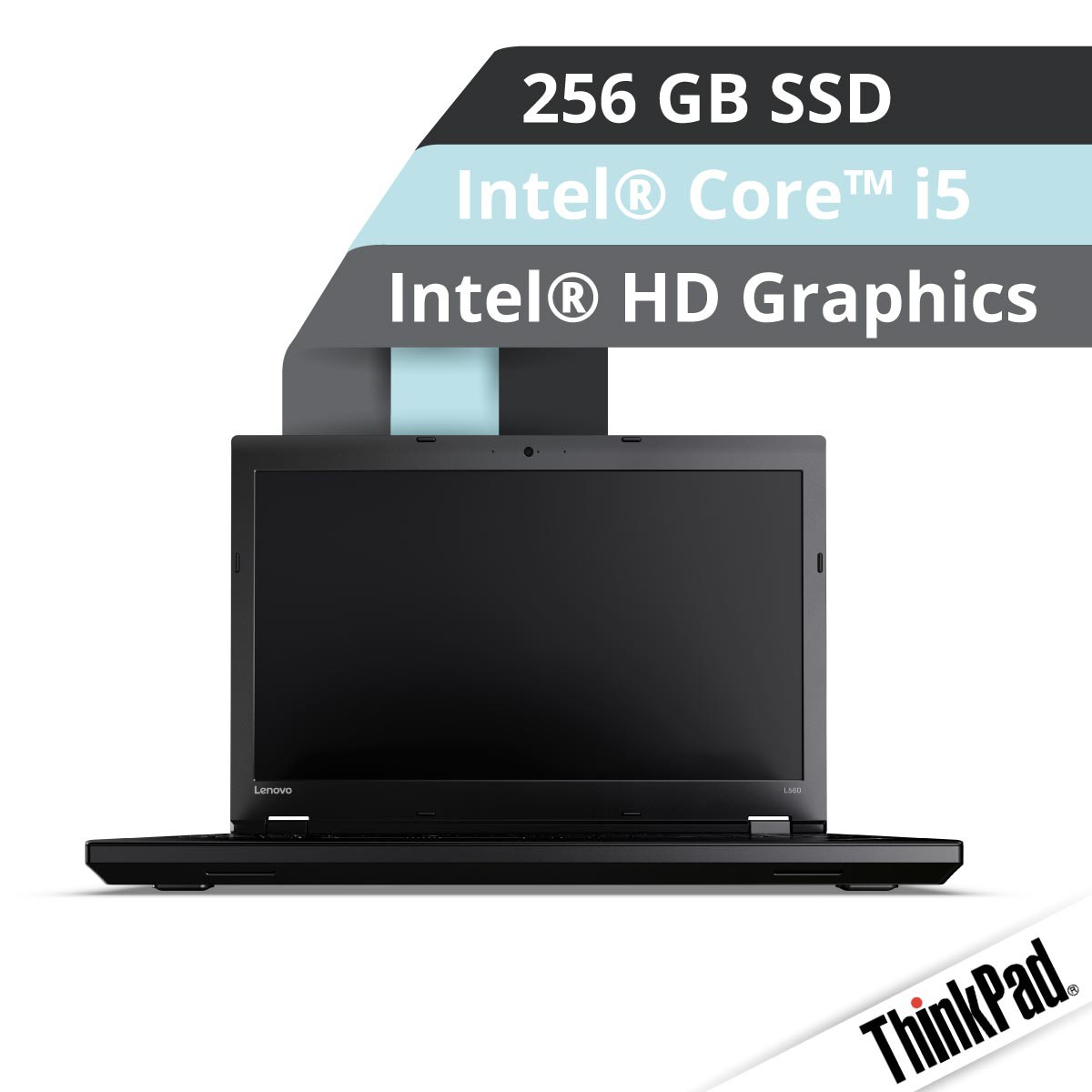 (EOL) Lenovo™ ThinkPad® L560 Notebook Modell 20F1-001Y