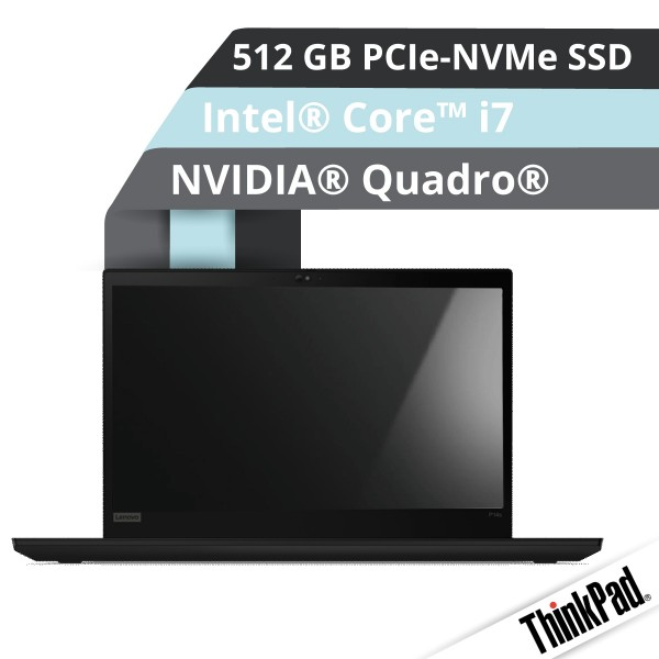 Lenovo™ ThinkPad® P14s Notebook Modell 20S4-0009