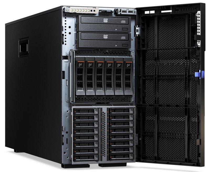 Lenovo 174 System X3500 M5 Towerserver B2b Shop Der Pro Com