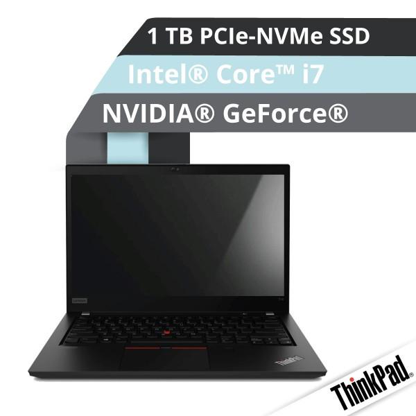 Lenovo™ ThinkPad® T14 Notebook Modell 20S1-S078