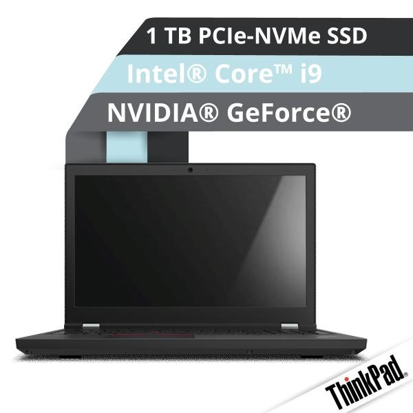 Lenovo™ ThinkPad® P15 (Gen.2) Notebook Modell 20YQ-000V