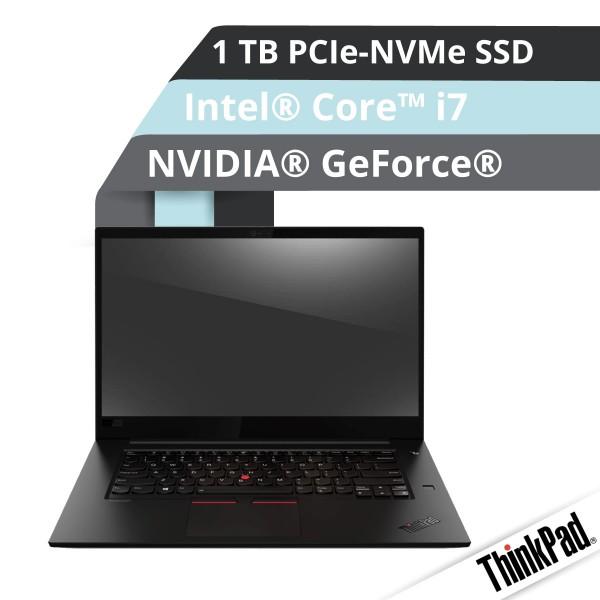 Lenovo™ ThinkPad® X1 Extreme (3. Gen) Ultrabook Modell 20TK-002S