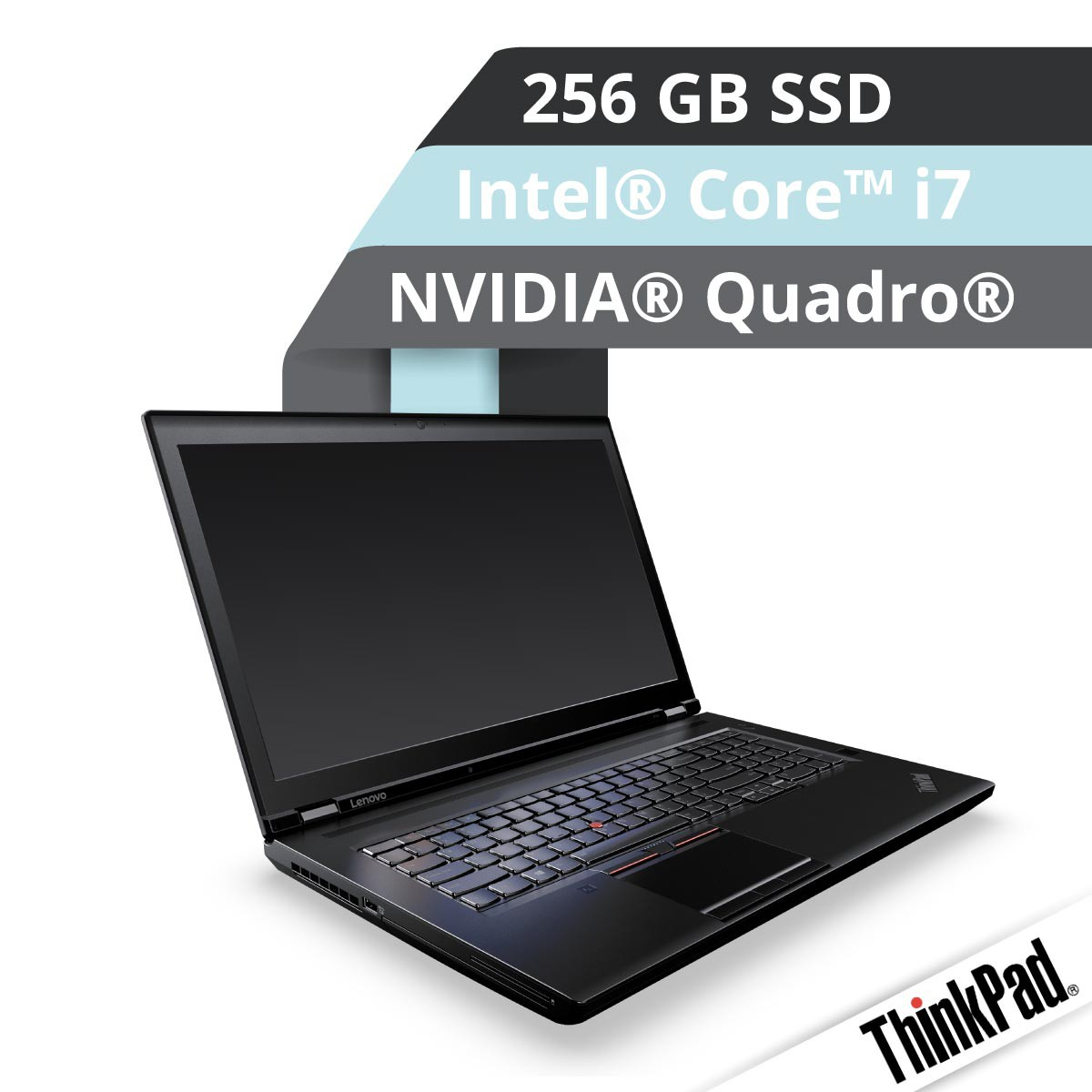 (EOL) Lenovo™ ThinkPad® P70 Workstation Modell 20ER-003S