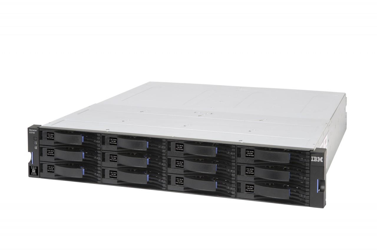 IBM® Storwize® V3700 Speichersystem